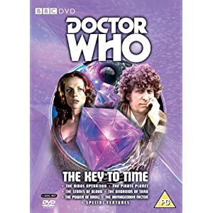 Doctor-Who-The-Key-to-Time-Box-Set-Ribos-Operation-Pirate-Planet-Stones-of-Blood-Androids-of-Tara-Power-of-Kroll-Armageddon-Factor-Import-anglais