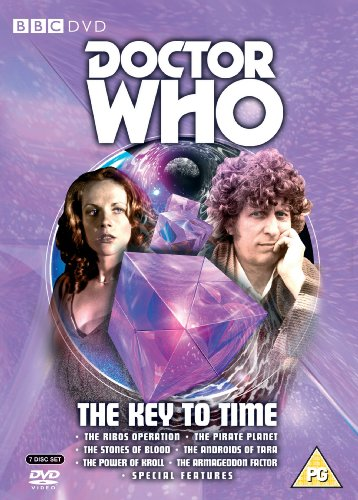 Doctor Who - The Key to Time Box Set: Ribos Operation / Pirate Planet / Stones of Blood / Androids of Tara / Power of Kroll / Armageddon Factor [Edizione: Regno Unito]