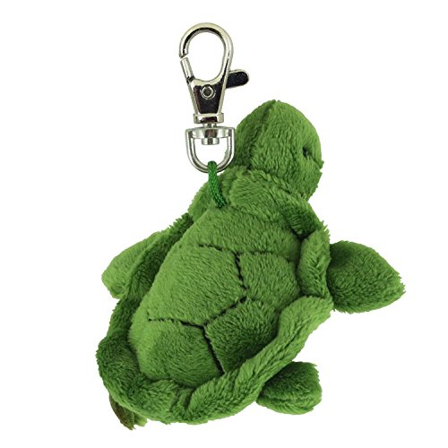 Aurora World Plush - Sea Life Clip-On - TURTLE (6 inch) - 1