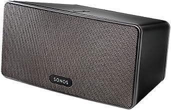 Sonos PLAY:3 Black - The Wireless Hi-Fi