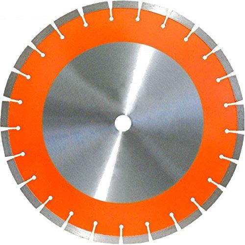 "20/"" Premium Laser Welded Segmented Diamond Blade Saw 1/"" Arbor for Hard Concrete"