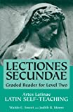 Artes Latinae, Lectiones Secundae, Level II (0865163057) by Waldo E. Sweet