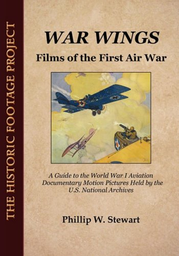 Image of War Wings: Films of the First Air War