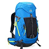 Altosy Classic Series 2278 Outdoor 45 Internal Frame Pack Lightweight (Blue)