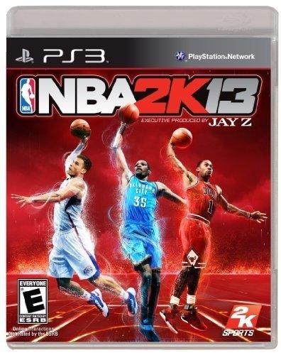 Nba 2K13 - Playstation 3 front-856876