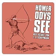 Homer: Odyssee (       ungekürzt) von Homer Gesprochen von: Ernst-August Schepmann