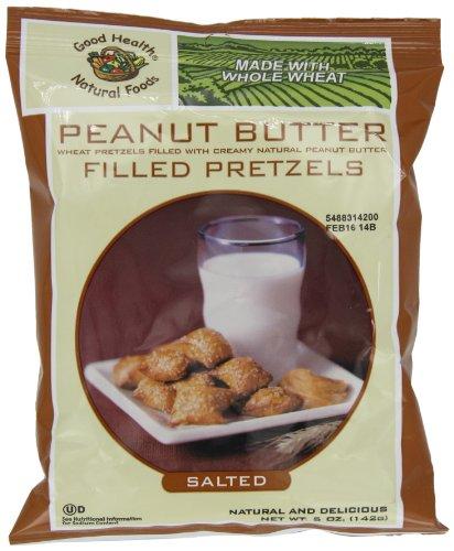 Whole Foods  Peanut Butter Pretzel Nuggets