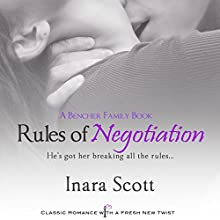 Rules of Negotiation (       UNABRIDGED) by Inara Scott Narrated by Emily C. Michaels