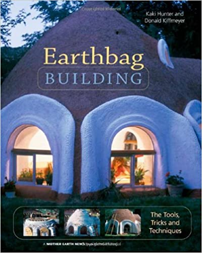 Cover of 'Earthbag Building: The Tools, Tricks and Techniques'