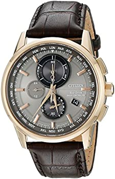 Citizen Eco Drive A-T Perpetual Mens Watch