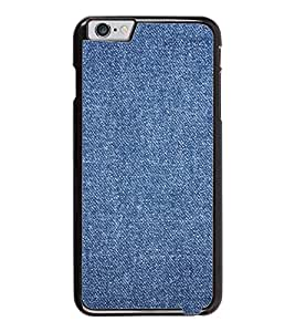 PrintDhaba Denim D-2411 Back Case Cover for APPLE IPHONE 6 PLUS (Multi-Coloured)