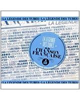 La Légende Des Tubes Français (4 CD)