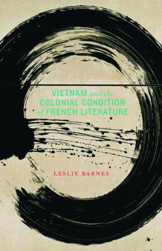 Vietnam et l'état Colonial Français littérature