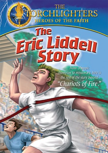 Eric Liddell Story: Torchlighters Heroes of Faith [DVD] [Region 1] [US Import] [NTSC]