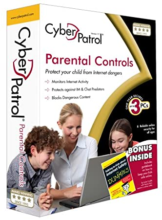 CyberPatrol Parental Controls 7.7