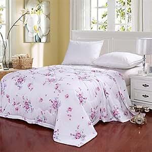 quilts silk art und weise bequem f r doppel voll und. Black Bedroom Furniture Sets. Home Design Ideas