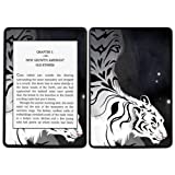 Diabloskinz Vinyl Adhesive Skin Decal Sticker for Amazon Kindle Paperwhite - White Tiger