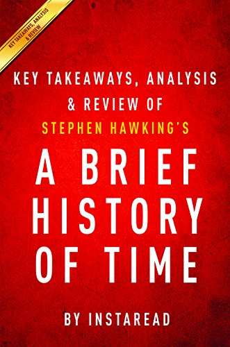 an analysis of a brief history of time I didn't write a foreword to the original edition of a brief history of time desktop/blahh/stephen hawking - a brief history of time/a brief history in.