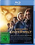 DVD Cover 'Chroniken der Unterwelt - City of Bones [Blu-ray]