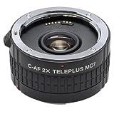 ケンコー 2倍 テレプラス MC7 DGX キヤノン EOS用 MC7 Canon
