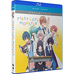 First Love Monster: The Complete Series [Blu-ray]