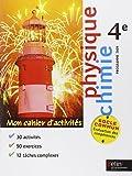 Physique Chimie 4e : Mon cahiers d'activités
