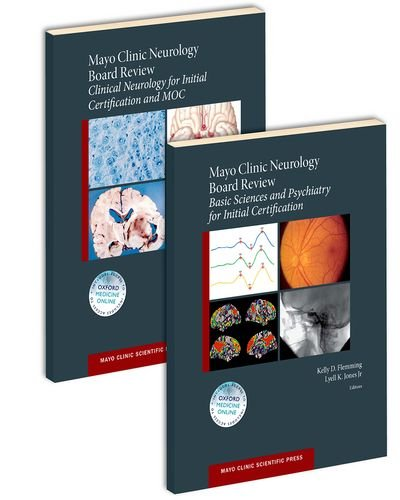 mayo-clinic-neurology-board-review-set