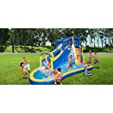 Inflatable drinking water Slides:Banzai Falls drinking water Park
