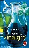 echange, troc Anne Lavédrine - Les vertus du vinaigre
