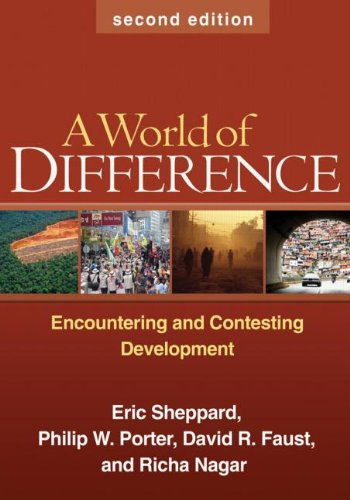 A World of Difference: Encountering and Contesting...