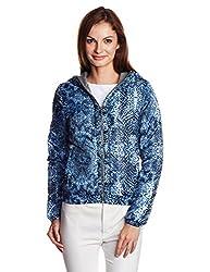 GAS Women's Varsity Jacket (81747_Pale Windy_40)