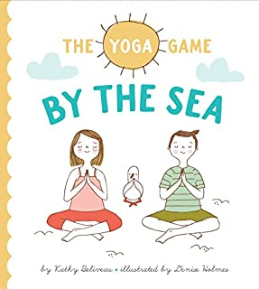 Book Cover: The Yoga Game by the Sea
