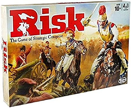 Hasbro Jeu de société Risk
