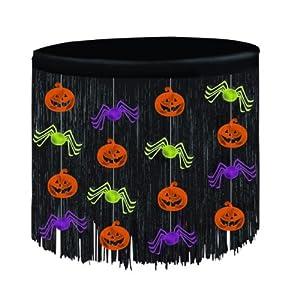 Amscan International Tableskirt Spider Frenzy from Amscan International ltd