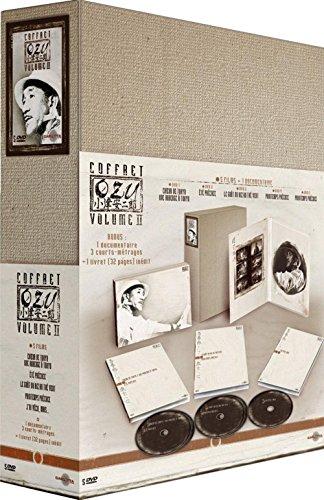 Ozu : vol. 2 - coffret 5 DVD (inclus 1 livret)