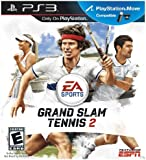 Grand Slam Tennis 2 - Move Compatible (PS3)