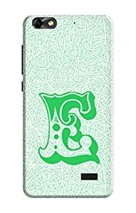Huawei Honor 4X Case Kanvas Cases Premium Quality Designer 3D Printed Lightweight Slim Matte Finish Hard Back Cover for Huawei Honor 4X