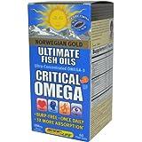 Renew Life Norwegian Gold Critical Omega - 60 Softgels