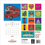 Visit London Official 2012 Calendar - 30 x 30 cms (12 x 12 Inches)