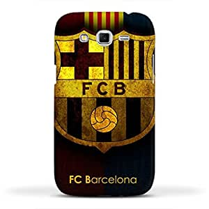 FUNKYLICIOUS Galaxy Grand 2 Back Cover F C B club Design (Multicolour)