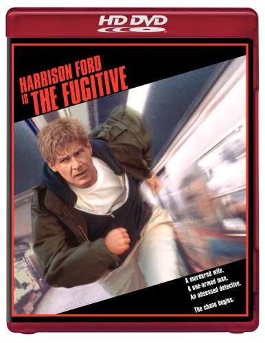 Cover art for  The Fugitive [HD DVD]
