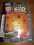 STAR WARS MICRO MACHINES CANTINA SMUGGLERS AND SPIES #12