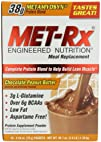 MET-Rx  Chocolate Peanut Butter 2.54 oz. Packets 18-Count