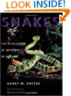 Snakes: The Evolution of Mystery in Nature