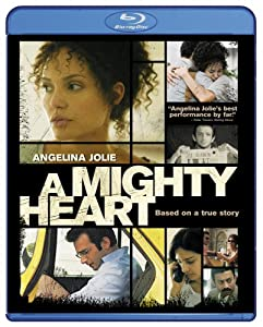 NEW Jolie/futterman/o'hare - Mighty Heart (Blu-ray)