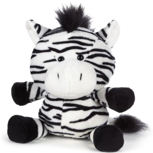 Pink Zebra Stuffed Animal