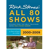Rick Steves' Europe All 80 Shows DVD Boxed Set 2000-2009 ~ NOT A BOOK
