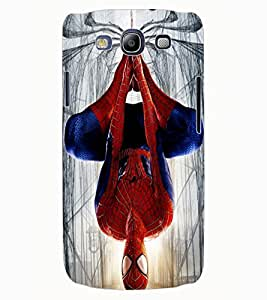 ColourCraft SuperHero Design Back Case Cover for SAMSUNG GALAXY S3 I9300