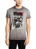 Pepe Jeans London Camiseta Manga Corta PRIX S/S (Gris)