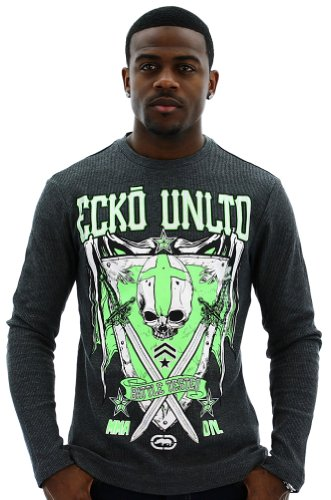 Ecko Unltd. MMA Division Men's Thermal T-Shirt